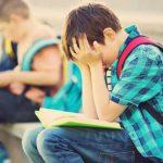Síntomas estrés infantil